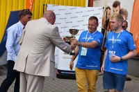 Zwycięzcy w klasyfikacji drużynowej: reprezentanci ŁODZI: Bartosz Krajewski i Kajetan Kołodziejczak