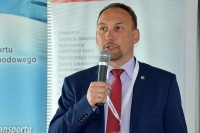 Rafał Grodzicki, zastępca kierownika Wydziału Szkoleń i BRD, WORD Warszawa