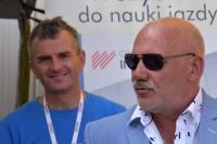 Od lewej INSTRUKTOR ROKU 2016 i 2007 Zbigniew Hyży
