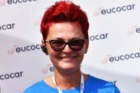 Elżbieta Mularska (Skierniewice) 1. miejsce w kategorii, K-1. Test wiedzy - przepisy ruchu drogowego
