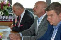 Moderatorzy Kongresu: Andrzej Grzegorczyk, Wojciech pasieczny, Mariusz Sztal