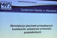 """Prezentacja """"Akredytacja OSK w systemie oświaty"""""""