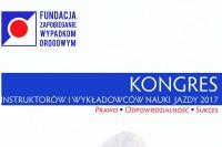 Kongres' 2017 - Organizator Fundacja Zapobieganie Wypadkom Drogowym