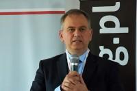 Bogdan Olesiak, dyrektor Departamentu Transportu Drogowego Ministerstwa Infrastruktury i Budownictwa