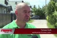 Tomasz Kulik, instruktor nauki jazdy, techniki jazdy, właściciel ośrodka szkolenia kierowców