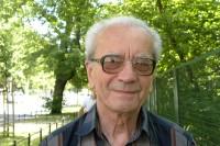 Zbigniew Drexler, ekspert z zakresu prawa o ruchu drogowym, autor książek (fot. J. Michasiewicz)