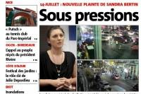 Regionalne Nice-Matin, 30 marca 2017 r.