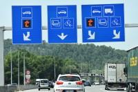 Przed wjazdem autostradowym wystarczy uważnie czytać informacje