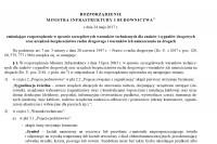 Wyświetlacze - rozporządzenie str. 1