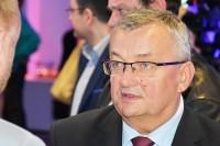 Minister Infrastruktury, Andrzej Adamski (Warszawa, 8.9.2017)