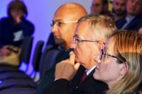 (od prawej) Justyna Skrzydło, zastepca przewodniczącego KRBRD, podsekretarz stanu w MIB
