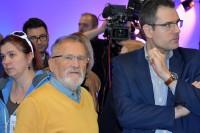 Inauguracja kampanii. Rozmowy kuluarowe i wywiady (18.9.2017)