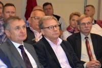 Dyrektor WORD Katowice Roman Bańczyk, obok Witold Wiśniewski, prezes Grupy IMAGE
