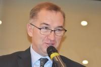 Krzysztof Tomczak, pełnomocnik WORD Katowice ds. kontaktu z ośrodkami szkolenia kierowców i starostwami