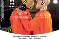 Zaproszenie na crash test w Paryżu (2015 r.)