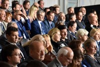 Uroczyste otwarcie Centrum Bezpieczeństwa Transportu i Diagnostyki Pojazdów PIMOT. Warszawa, 3.10.2017 r.
