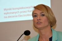 Aleksandra Baldys, rzecznik prasowy ELectroMobility Poland