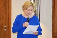 Prof. dr hab. n. med. Danuta Koradecka, dyrektor Centralnego Instytutu Ochrony Pracy - Państwowego Instytutu Badawczego
