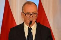 Marek Chodkiewicz, podsekretarz stanu, odpowiedzialny w resorcie za drogi, transport drogowy i lotnictwo