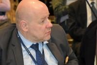 Jan Filip Libicki, senator RP wśród uczestników konferencji, Warszawa Hotel Hilgon DoubleTree 8 listopada 2017 r.