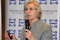 Dr Anna Łuczak, Centralny Instytut Ochrony Pracy - PIB