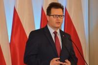 Andrzej Bittel, podsekretarz stanu, odpowiedzialny w resorcie za transport kolejowy i realizację inwestycji na kolei