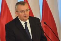 Podsumowania dokonał minister Andrzej Adamczyk i jego wiceministrowie