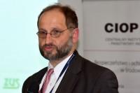 Dr Piotr Łysoń, dyrektor Departamentu Badań Społecznych i Warunków Życia Głównego Urzędu Statystycznego