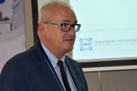 Prowadzący konferencję - red. Michał Olszański