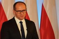 Wiceminister Tomasz Żuchowski sekretarz stanu, Pełnomocnik Rządu do spraw budowy mieszkań w zakresie Krajowego Zasobu Nieruchomości