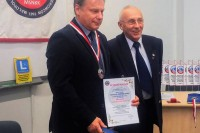 Witold Wiśniewski, prezes Grupy IMAGE oraz Tadeusz Szymczyk, prezes MSNKK w Krakowie