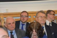 Konferencja prasowa w Ministerstwie Infrastruktury i Budownictwa, Warszawa 15.11.2017