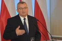 Przed MIB kolejne dwa lata - konkludował minister Andrzej Adamczyk