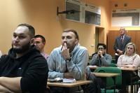 """Warsztaty """"RODO"""", Kalisz 4 grudnia 2017 r."""