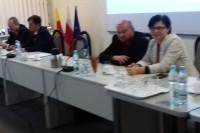 Spotkanie właścicieli OSK i instruktorów z Warszawy. Warszawa, Urząd Dzielnicy Praga-Południe, 6.12.2017