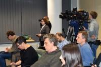 Briefing w ITD, Warszawa 30 listopada 2017 r.