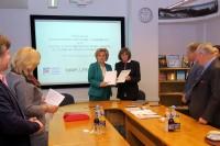 Porozumienie ramowe o współpracy pomiędzy CIOP-PIB oraz Fundacją Zapobieganie Wypadkom Drogowym podpisane. Warszawa, 31 stycznia 2018 r.