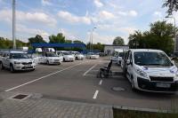 Centrum Usług Motoryzacyjnych dla Osób Niepełnosprawnych przy ITS (fot. ITS)