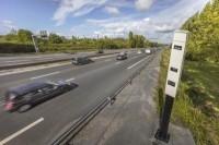 Fotoradar wieżowy jednorazowo może sfotografować 32. pojazdy