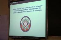 Ekspert KGP mówił o poziomie zagrożeń i wykroczeń osób poruszających się pojazdami kat. AM oraz zjawisku udziału w ruchu bez uprawnień do kierowania