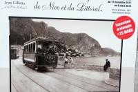 Rok 1903. Linia Monter Carlo-Nicea w obiektywie Jean'a Gilletta. (fot. Jolanta Michasiewicz)