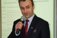 Gospodarz spotkania - Jarosław Chmielewski, dyrektor WORD we Włocławku