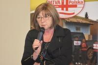 Bożenna Chlabicz, prezes Fundacji Zapobieganie Wypadkom Drogowym