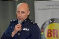 Zdzisław Sudoł, dyrektor Biura Ruchu Drogowego KG Policji