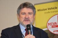 Bogdan Rzońca, poseł na Sejm RP, przewodniczący Komisji Infrastruktury