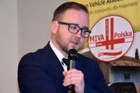 Konrad Romik, sekretarz Krajowej Rady BRD