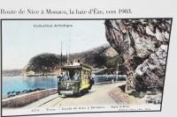 Linia Nicea-Monaco, stacja Eze (fot. z wystawy prac Jean'a Gillett'y)