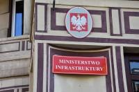 Ministerstwo Infrastruktury, Warszawa 13 kwietnia 2018 r. (fot. Jolanta Michasiewicz)