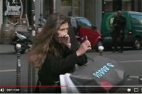 Francja. Kampania dla pieszych. 2017