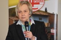 Maria Dąbrowska-Loranc, Centrum Bezpieczeństwa Ruchu Drogowego ITS (fot. Jolanta Michasiewicz)
